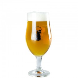 Beer glass Boerinneken 33cl - Glass Tulip