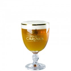 Beer Glass 33cl Carolus - Chalice Glass