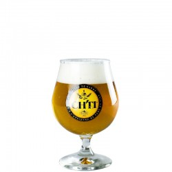 Ch'ti beer glass 33 cl - Beer glass tulip