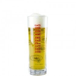 Beer glass Desperados 25 cl