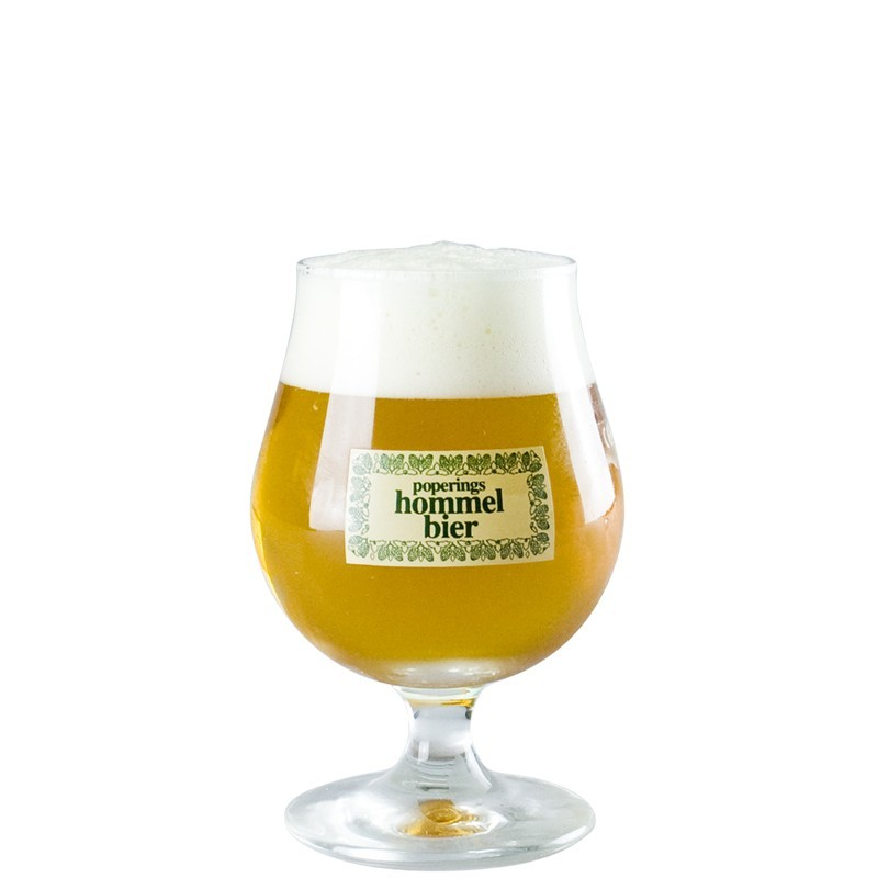Beer glass Hommelbier 33 cl