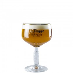 Beer Glass Trappe 33 cl - Glass Chalice