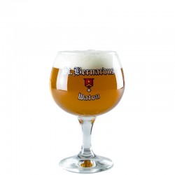 Saint Bernardus beer glass 33 cl - Chalice glass