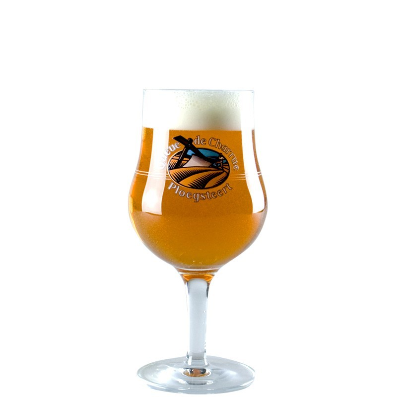 Beer Glass Queue de Charrue 33 cl