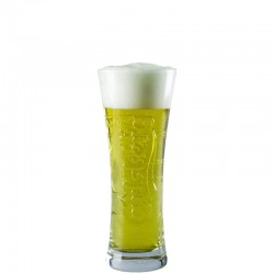 Carlsberg beer glass 25 cl - right glass