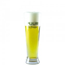Beer glass Trappe Puur 33 cl