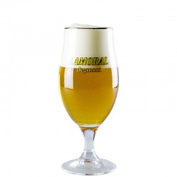 Beer glass Lamoral 33 cl