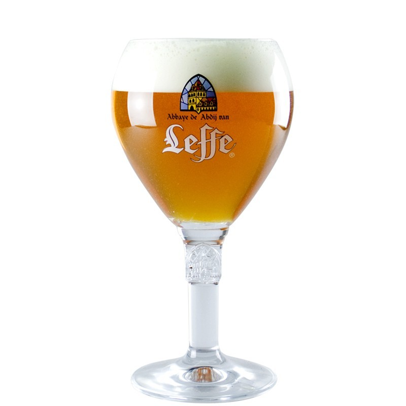 Leffe beer glass 50 cl - Chalice Glass