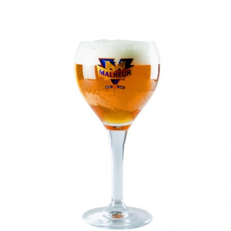 Beer glass Malheur 25 cl - Chalice glass