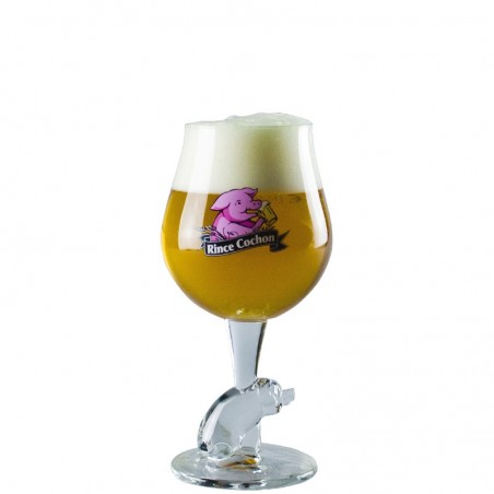 Beer glass Rince Cochon 25 cl