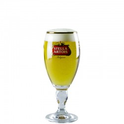 Beer glass Stella Artois 25 cl
