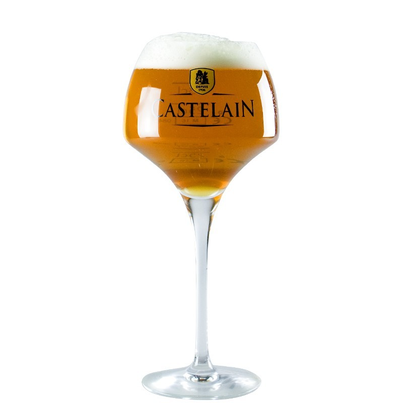 Beer glass Castelain 33 cl