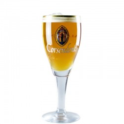 Beer glass Corsendonk 33 cl