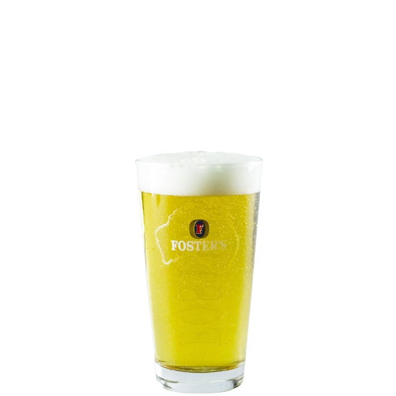Beer glass Foster 25 cl
