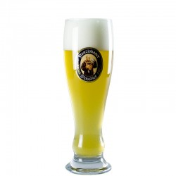 Beer glass Franziskaner 50 cl