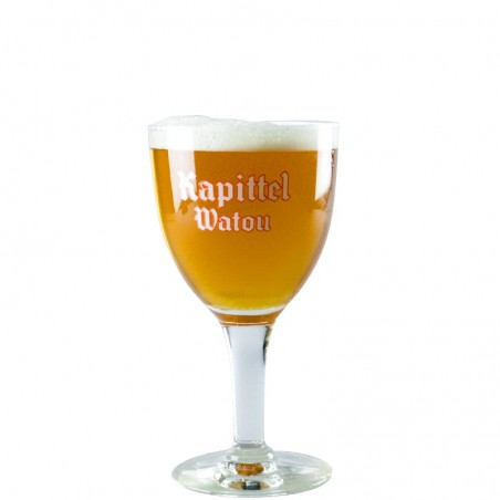 Beer Glass 25cl Kapittel - Chalice Glass