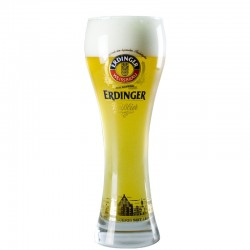 Beer glass Erdinger 50 cl
