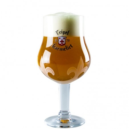 Beer glass Karmeliet 33 cl