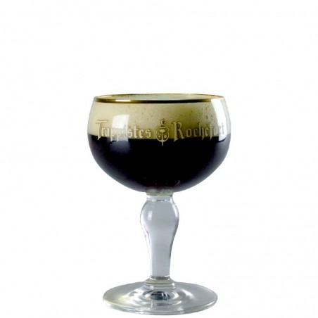 Beer Glass 33cl Rochefort - Chalice Glass