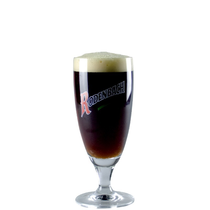 Rodenbach Beer Glass on Stand 25 cl