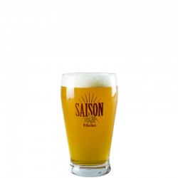 Beer glass Saint Feuillien Season 25 cl
