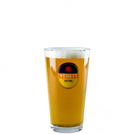 Beer glass Vedett Extra 33 cl