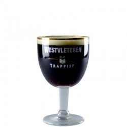Beer glass Westvleteren 33 cl