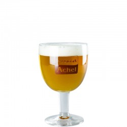 Beer Glass Achel - Chalice Glass