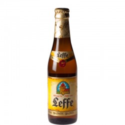Beer of abbey Leffe Blonde 33 cl
