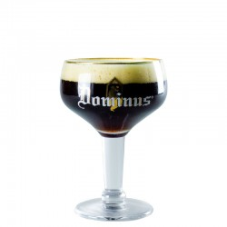 Beer glass Dominus 33 cl - Chalice Glass