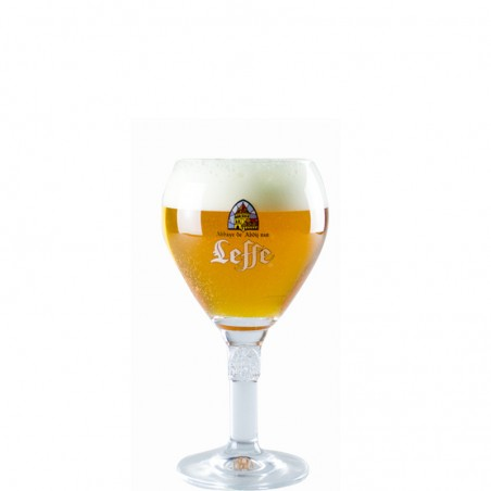 Beer glass Leffe 25 cl - Chalice Glass