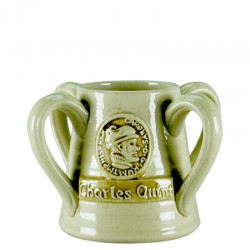 Charles Quint beer mug with handles