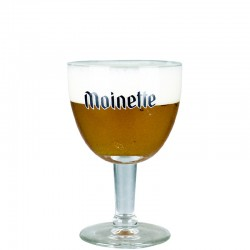 Beer Glass 33cl Moinette - Glass Chalice