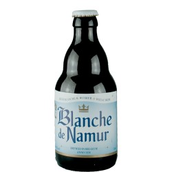 Beer Blanche of Namur 33 cl - Belgian beer