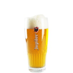 Jupiler beer glass 25 cl