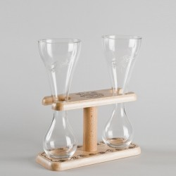 Verre Duo Kwak 33 cl