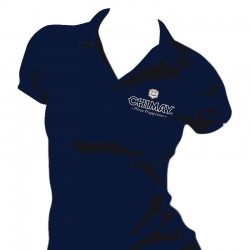 Chimay blue polo woman