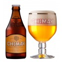 Chimay beer glass 25 cl - Chalice Glass