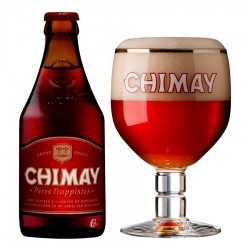 Beer Glass Chimay 33 cl - Glass Chalice