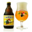Chouffe beer glass 33 cl - Glass Tulip