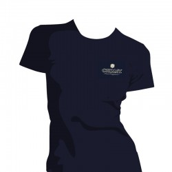 T-shirt Chimay Blue woman