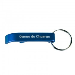 Décapsuleur Porte Clef Queue de Charrue