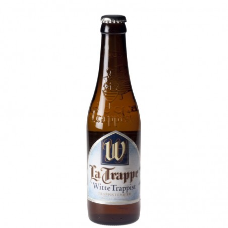 Trappe Witte 33 cl - Dutch Trappist Beer
