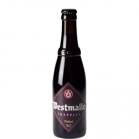 Westmalle Brown 33 cl - Trappist beer