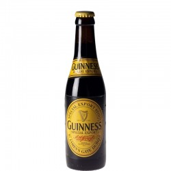 Guiness 33 cl - Beer Stout
