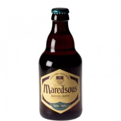 Beer Maredsous Triple 33cl - Belgian abbey beer