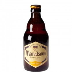 Maredsous Blonde 33 cl - Abbey beer Blonde