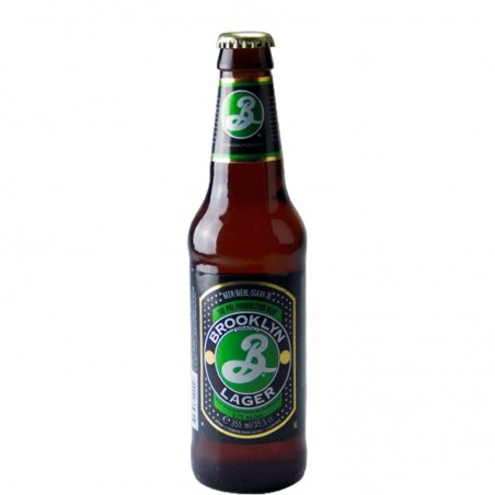Brooklyn Lager 35,5 cl - Lager Américaine