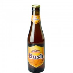 Bush Amber beer 33 cl - Belgian Beer Amber