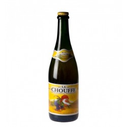Chouffe Blonde 75 cl - Belgian Blond Beer